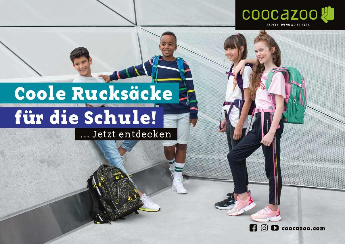 Coocazoo Schulrucksack Scalerale