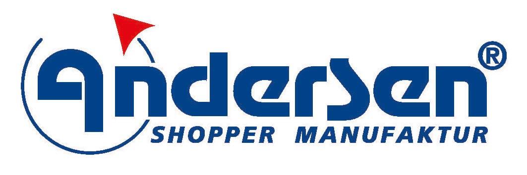 Einkaufstrolleys von Andersen Shopper
