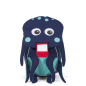 Mobile Preview: Affenzahn Small Friends Kindergarten backpack Oliver Octopus (AFZ FAS 001 028) - bei kofferwelt.at