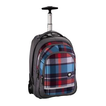 ALL OUT Rucksacktrolley Bolton Woody Grey (138312) - bei kofferwelt.at