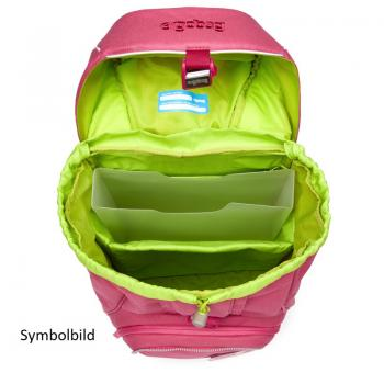 Ergobag Cubo School backpack set Bearmuda Square
