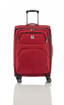 Titan NONSTOP 4w Trolley L exp.red (382404 10) - bei kofferwelt.at