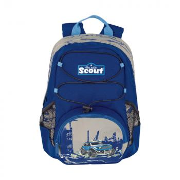 Scout Backpack VI Big Foot Police (25330155300) - bei kofferwelt.at
