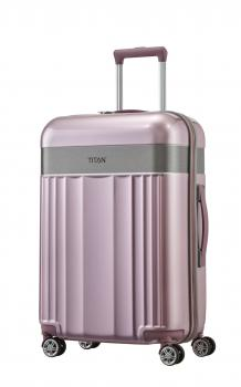 Titan SPOTLIGHT FLASH Trolley M 4w wild rose (831405 12) - bei kofferwelt.at