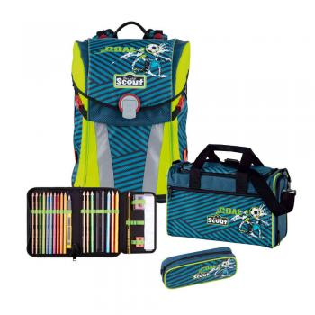 SCOUT Sunny Set 4 pieces Goalgetter (73410687800) - bei kofferwelt.at