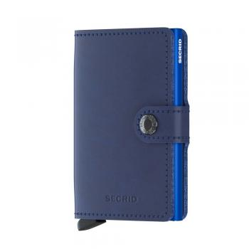Secrid MINIWALLET Original navy blue (M-NAVY-BLUE) - bei kofferwelt.at