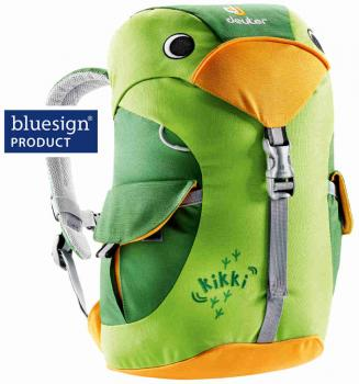 DEUTER Kikki Backpack kiwi-emerald (36093 2206) - bei kofferwelt.at