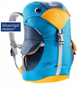DEUTER Kikki Backpack turquoise-midnight (36093 3312) - bei kofferwelt.at