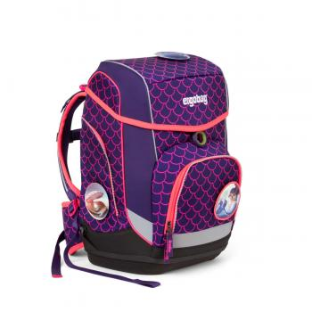 Ergobag Cubo School Backpack Set Pearl DiveBear LUMI-Edition NEW (ERG CSE 002 9K2) - bei kofferwelt.at