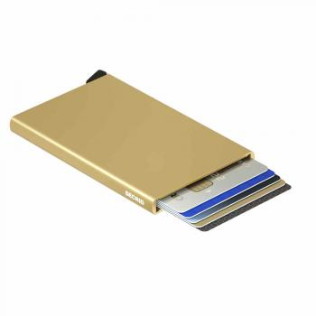 Secrid CARDPROTECTOR gold (C-GOLD) - bei kofferwelt.at