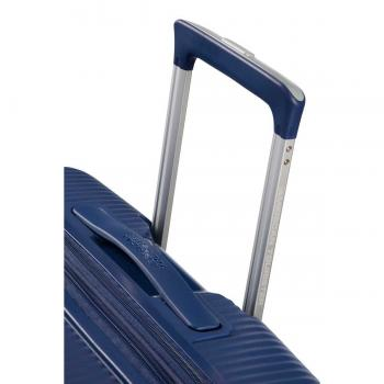 American Tourister SOUNDBOX 55/20 TSA Exp midnight navy