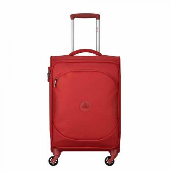 Delsey U-Lite Classic 2 55/20 Boardtrolley red (324680104) - bei kofferwelt.at