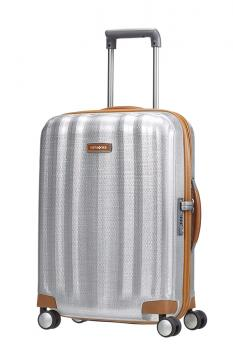 Samsonite LITE-CUBE DLX SPINNER 55/20 ALUMINIUM (82V08002) - bei kofferwelt.at
