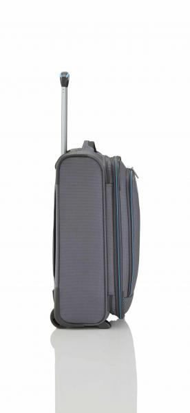 Travelite CROSSLITE Trolley 2w Anthrazit (89507 04) - bei kofferwelt.at
