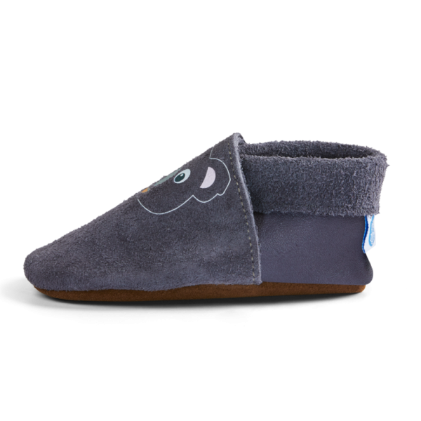 Affenzahn Minimal Babyshoe Leather S Koala