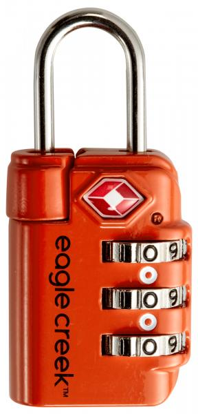 Eagle Creek Travel Safe TSA Lock, orange (EC041018 136) - bei kofferwelt.at