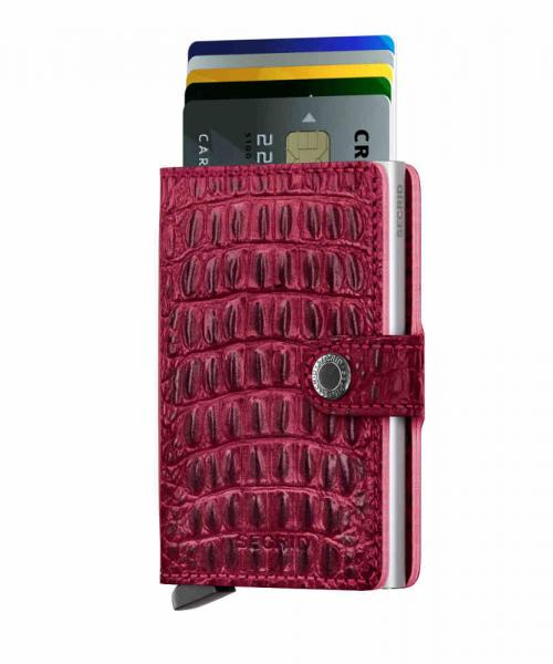 Secrid Cardprotector nile red (MN-RED) - bei kofferwelt.at