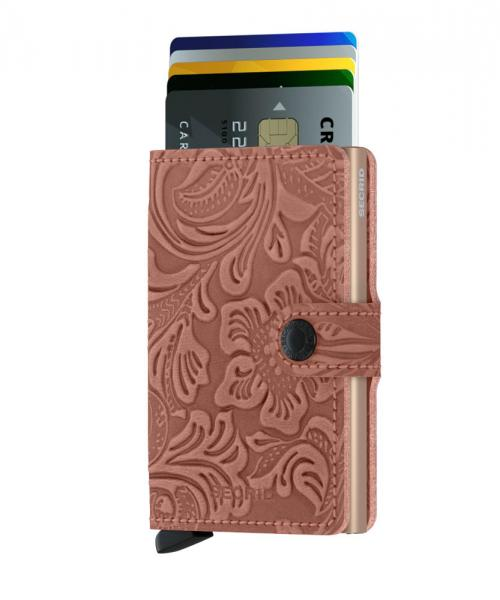 Secrid MINIWALLET Ornament Rose (MOR ROSE) - bei kofferwelt.at
