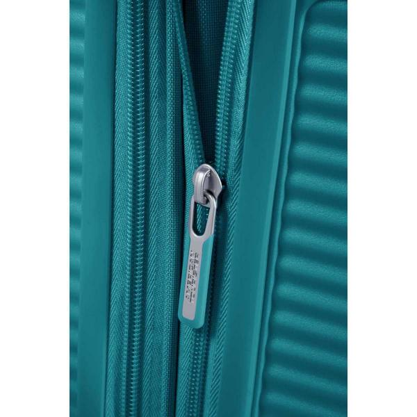 American Tourister SOUNDBOX 67/24 TSA EXP jade green (88473 1457) - bei kofferwelt.at