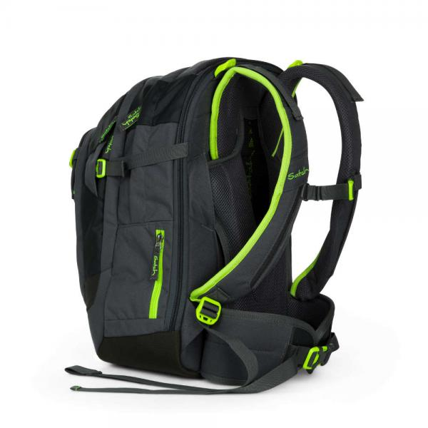 SATCH Match School Backpack Phantom (SAT MAT 002 802) - bei kofferwelt.at
