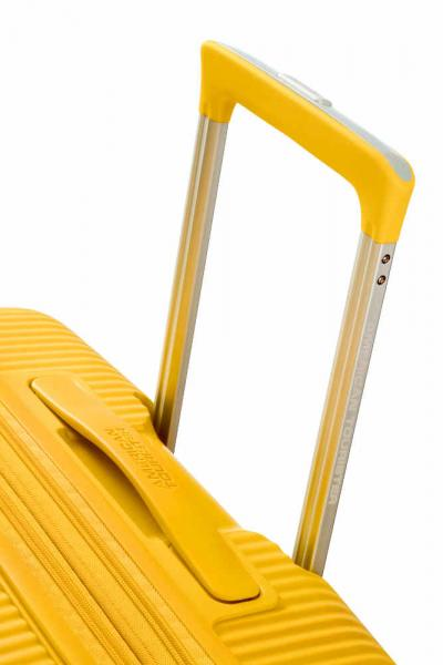 American Tourister Soundbox 77/28 TSA golden yellow (88474/1371) - bei kofferwelt.at