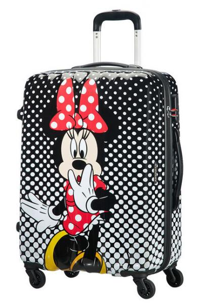 Amarican Tourister Marvel Legends Spinner 55/20 Minnie Polka Dots (92699 4755) - bei kofferwelt.at