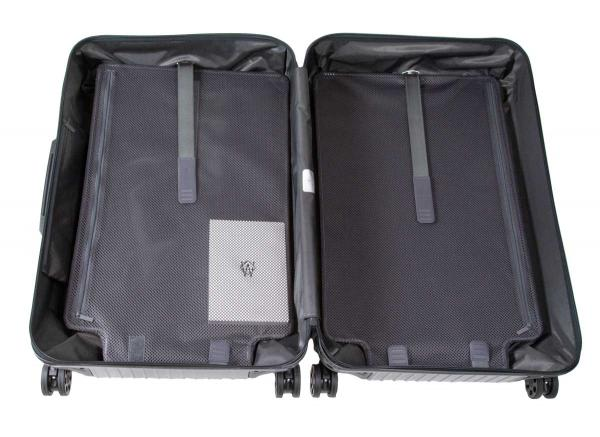 RIMOWA Essential Check In M black gloss (832 63 62 4) - bei kofferwelt.at